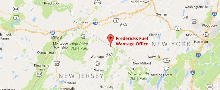 Best Heating Oil Value In Wantage Nj Fredericks Fuel